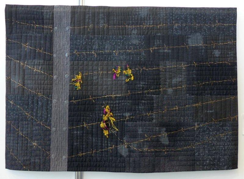 Aniko Horvath: Der eiserne Vorhang Modern Movement: Ausstellung 'Passages'