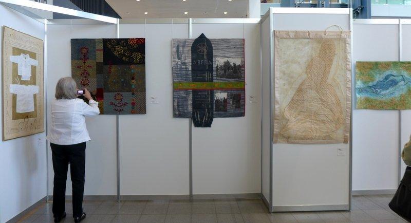 Modern Movement: Blick in die Ausstellung 'Passages'