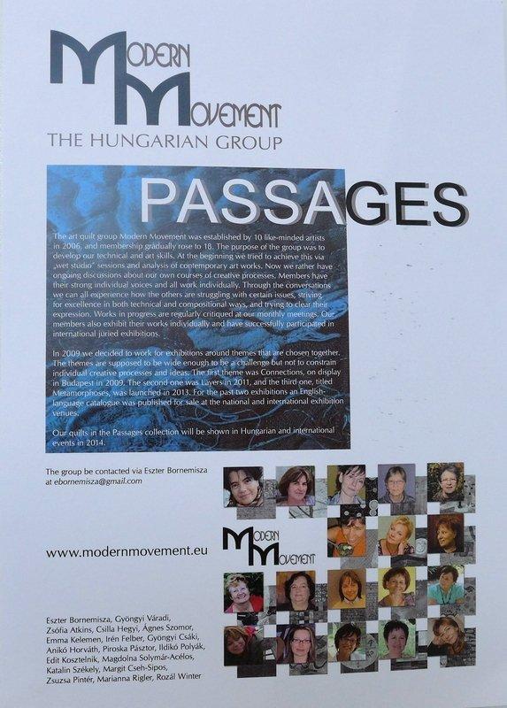 Modern Movement: Ausstellung 'Passages'