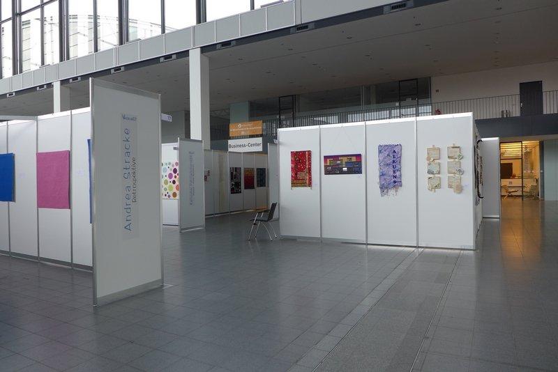 textilkunstalternativ - Die Alküns: Ausstellung 'Alküns IX'