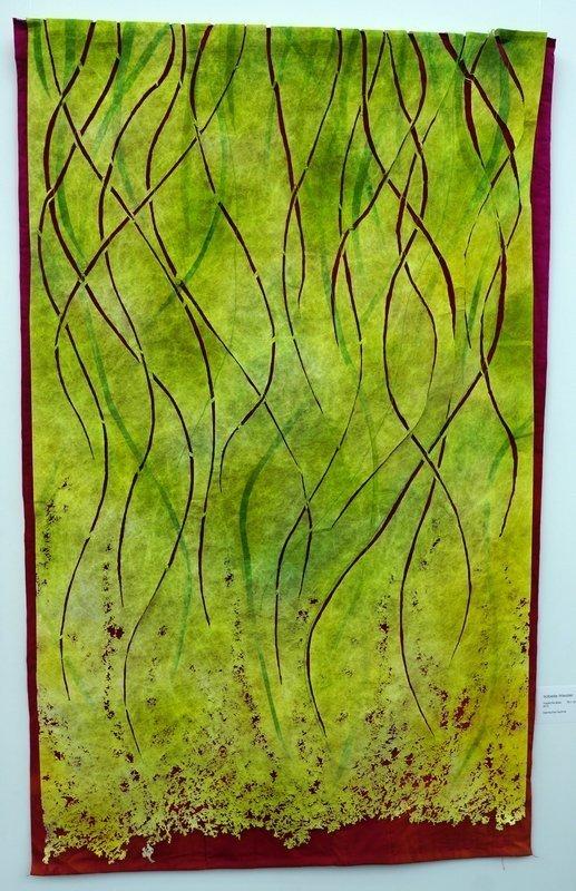 Isabelle Wiessler: Tropische Brise Ausstellung 'Farbe zu Licht'