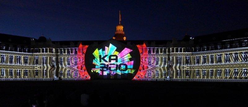 Schlosslichtspiele Foto: Gudrun Heinz