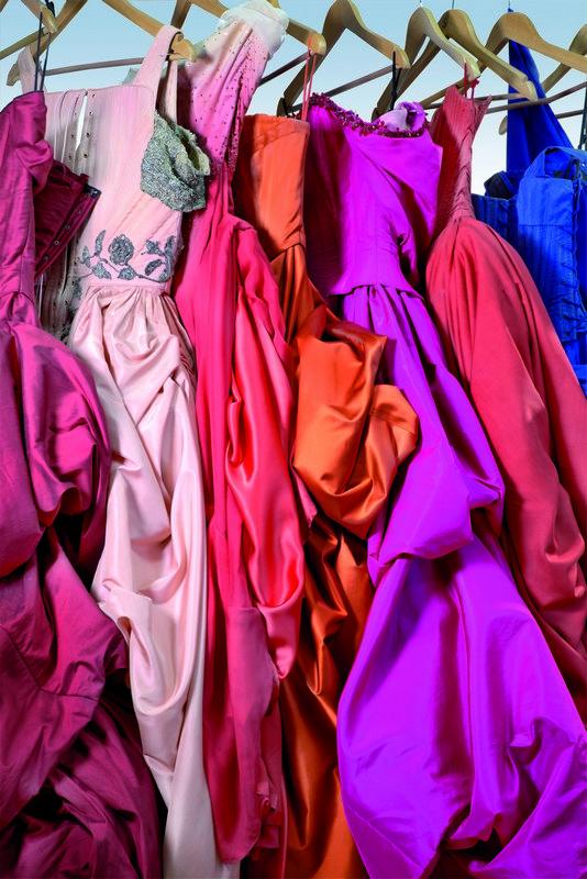 Ausstellung 'Die Kleider der Buhlschaft' Foto: ©Anneliese Kaar, Salzburg