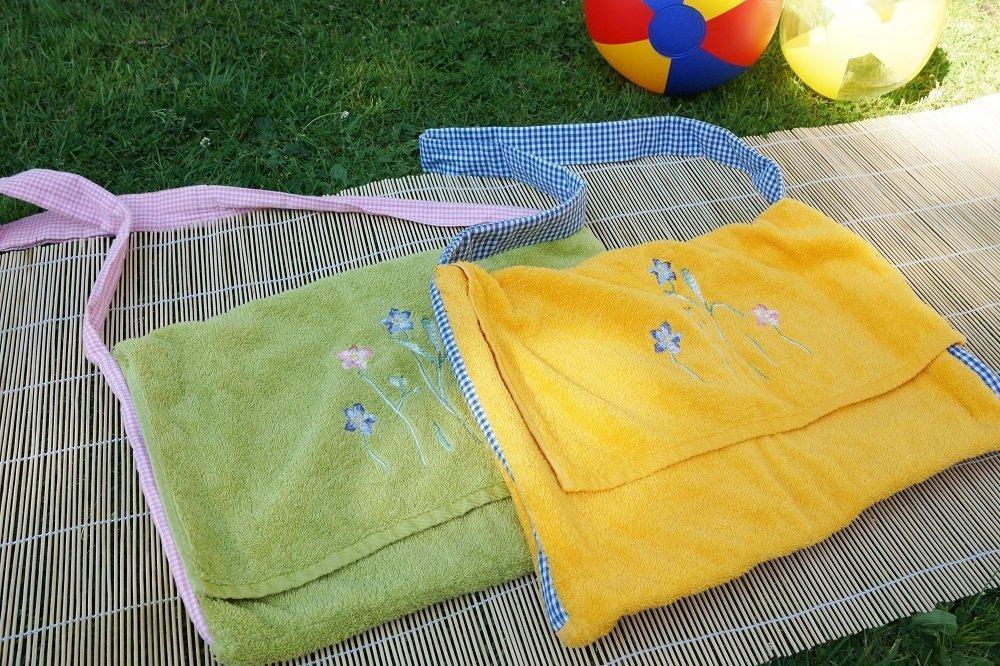 Strandtaschen-Varianten