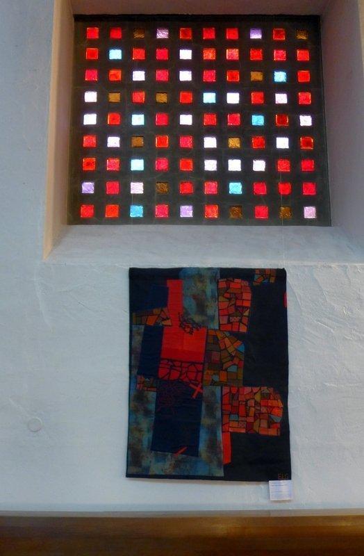 Elina Lusis-Grinberga (LV): Who knows the answer? Ausstellung 'Zeichen der Zeit'