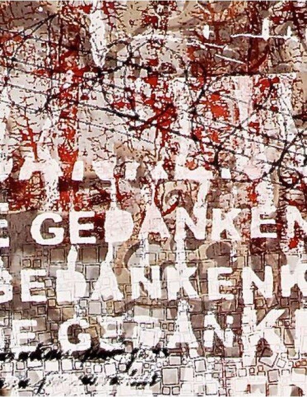 Claudia Helmer: Gedanken Foto freundlicherweise von den Künstlerinnen zur Verfügung gestellt