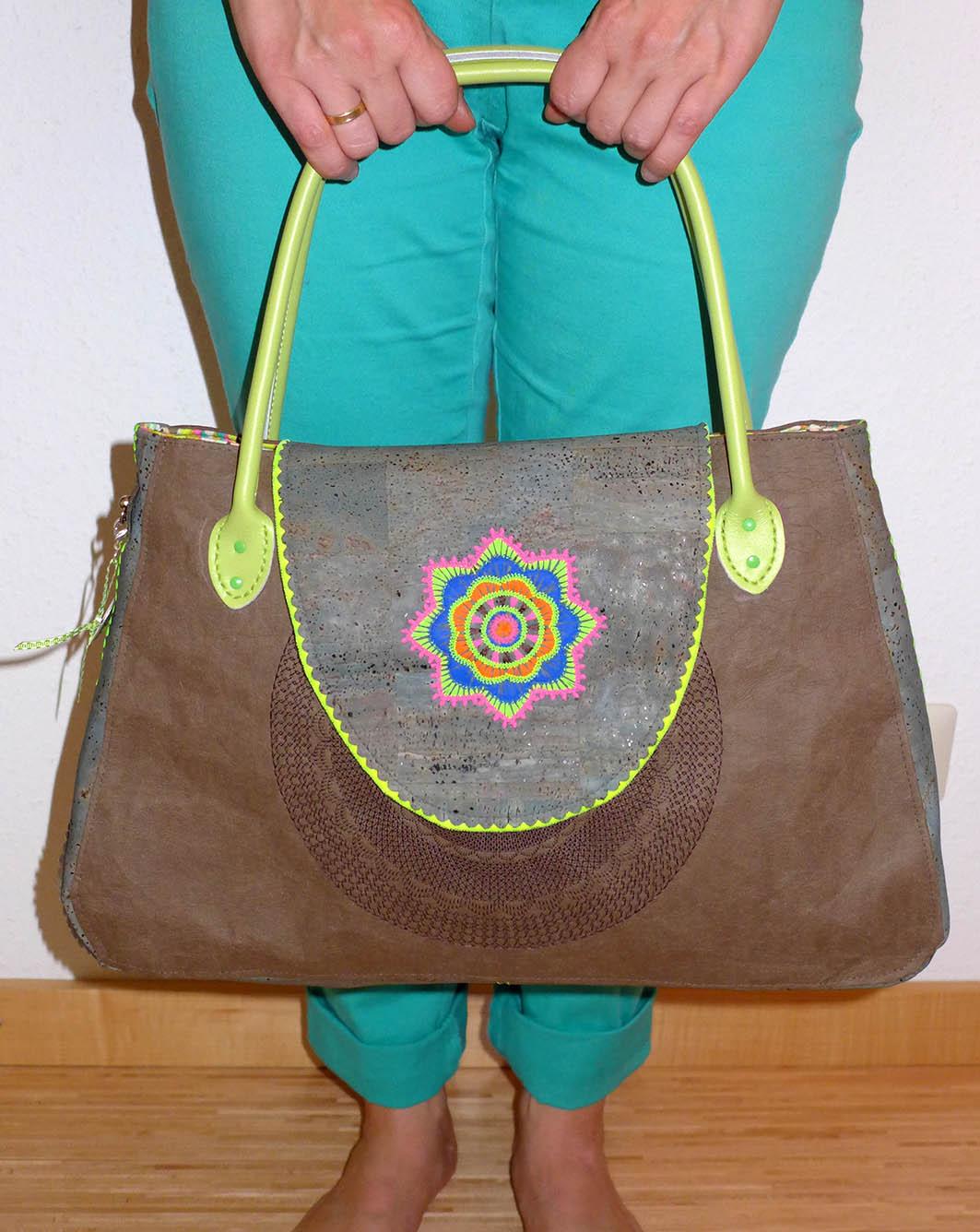 Snap-Pap – meine erste Handtasche! » BERNINA Blog