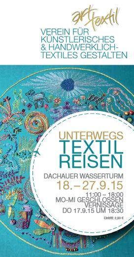 Unterwegs - Textilreisen