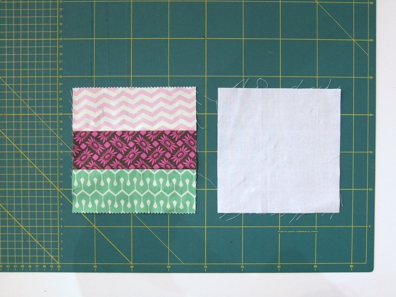 Quadrate Jelly Roll Quilt