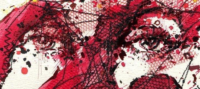 Gabi Mett / Robert Horn: Ausschnitt aus einer neuen Arbeit Foto freundlicherweise von Gabi Mett zur Verfügung gestellt