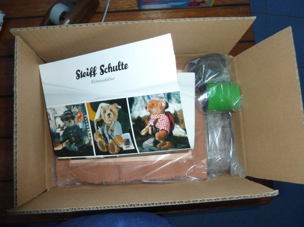 BERNINA-Mitmachaktion 2015: Teddykurs