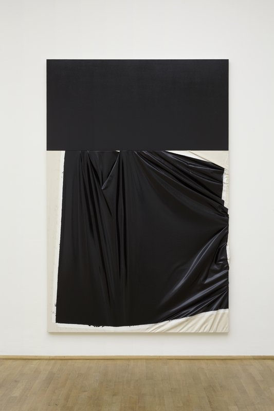 Steven Parrino, Snake Lake, 1991 © Steven Parrino. Courtesy the Steven Parrino Estate/Gagosian Gallery  Foto: Axel Schneider