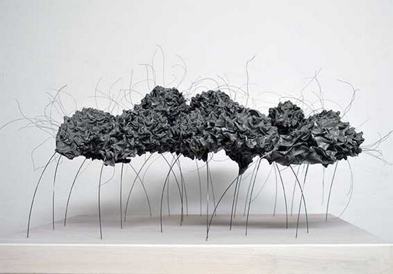 Dorothea Reese-Heim: Kleine Skulpturen Space Foto: Dorothea Reese-Heim