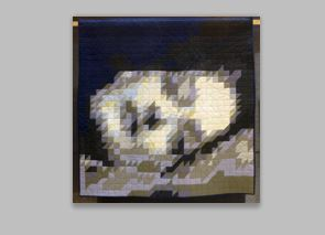 Andy Brunhammer: Sleep Jezebel (Art Quilts) The Festival of Quilts 2015