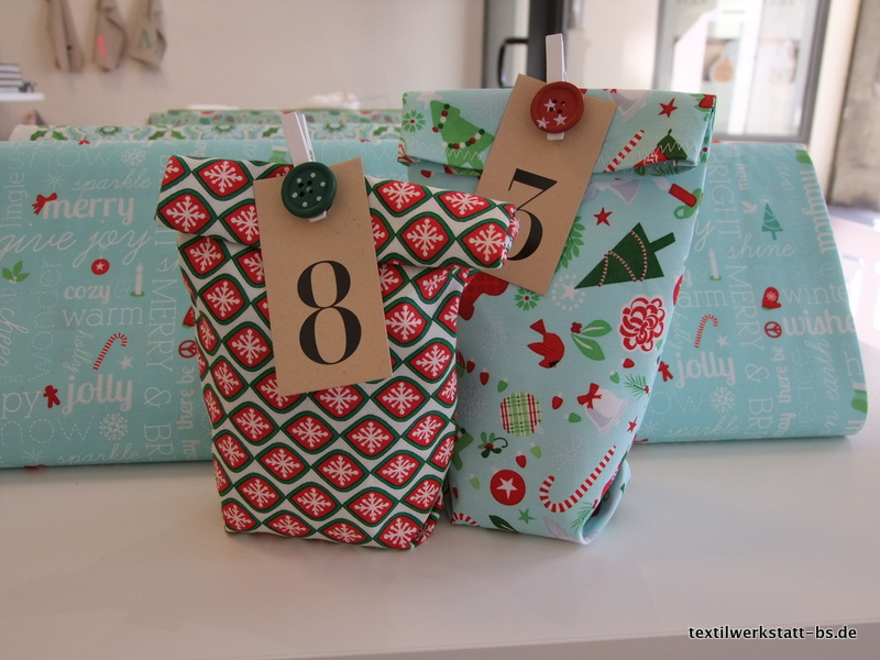 Schneller Adventskalender » BERNINA Blog