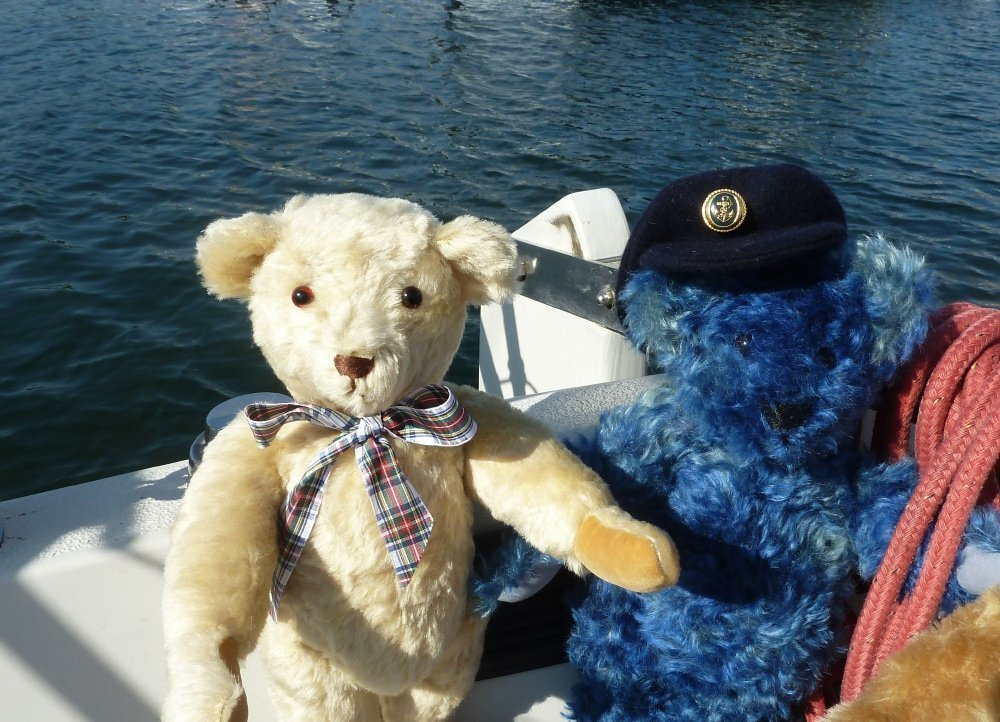 Teddykurs: Teil 4 » BERNINA Blog