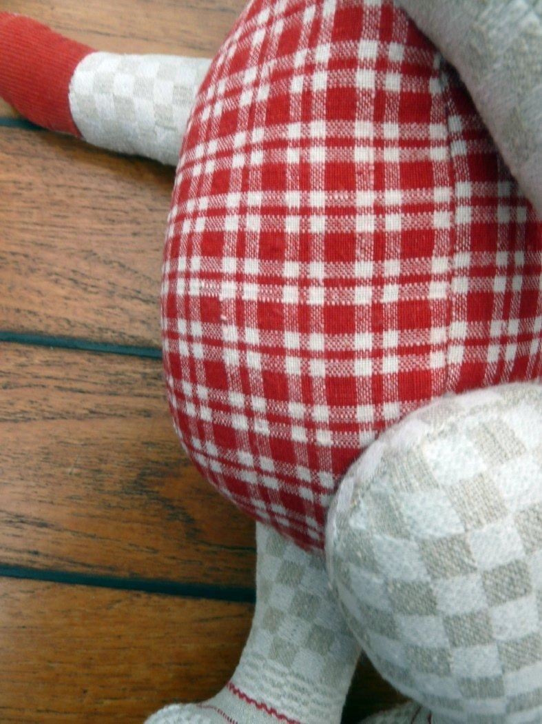BERNINA-Mitmachaktion 2015: Teddynähen