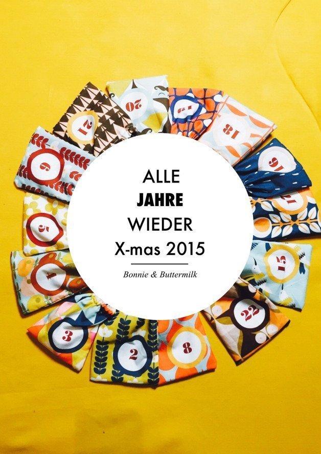 advent advent diy adventskalender von bonnie and buttermilk bernina blog. Black Bedroom Furniture Sets. Home Design Ideas