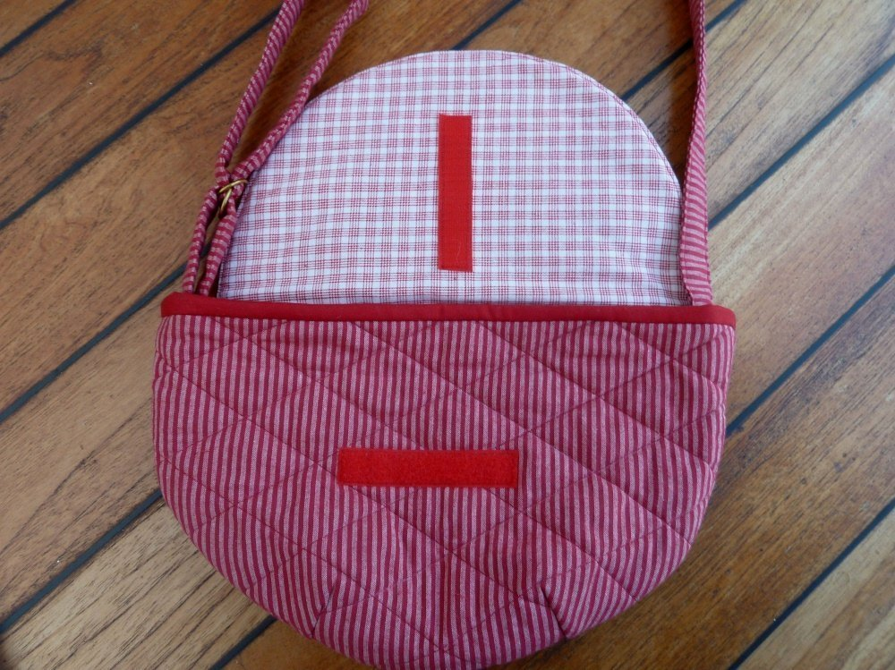 Nähanleitung Kindertasche
