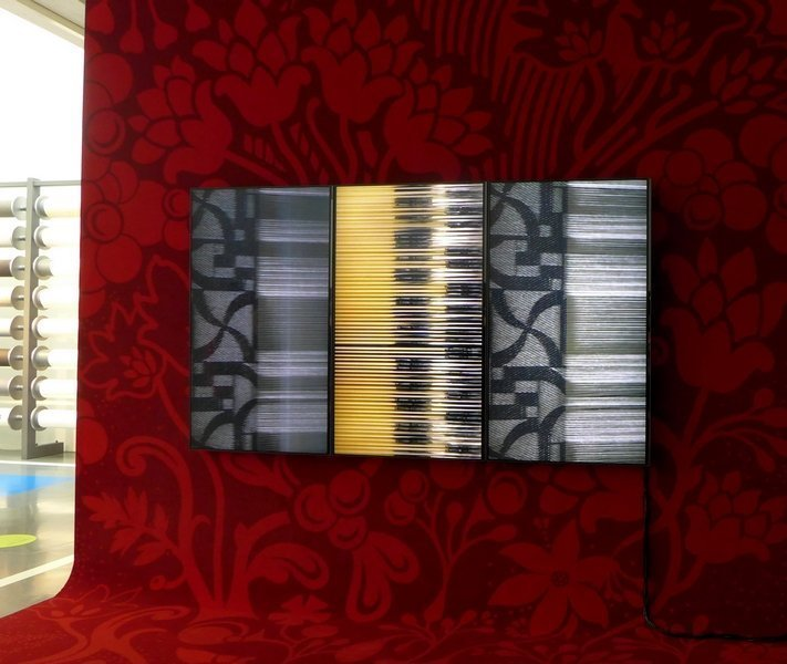 Nicolas Constantin: Variations IX Ausstellung KUNST | STOFF