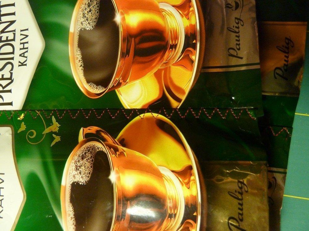 Nähanleitung Kaffeetütentaschen