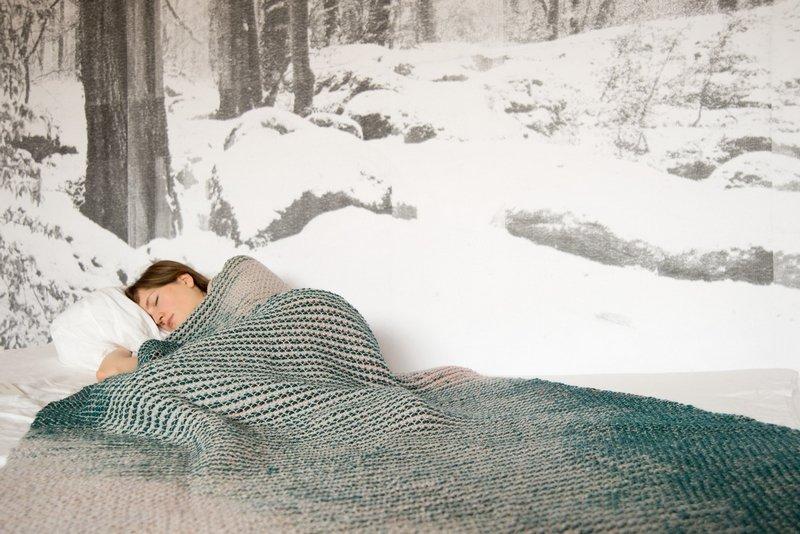 Decke 'Motion', 2014 Foto: Lise Duclaux
