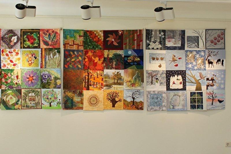 Ausstellung 'Seasonal Garden'