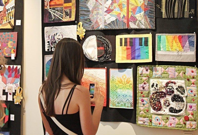 Ausstellung 'Piano&Forte'