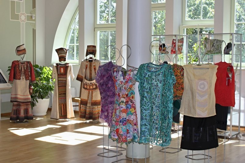 Ausstellung 'Garment and Accessories'
