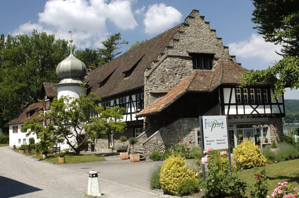 Feldbach Eingang Restaurant 2