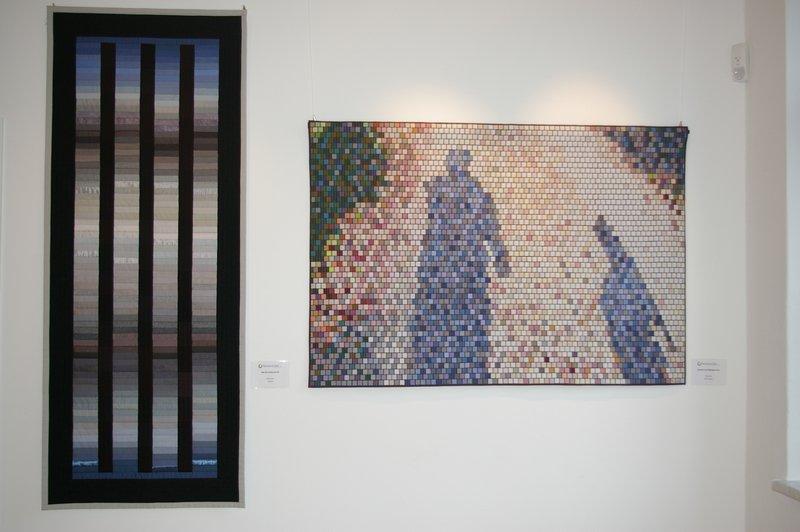 Ausstellung 'Tradition bis Modoerne X' im Textil- und Rennsport Museum Foto: Marina Palm