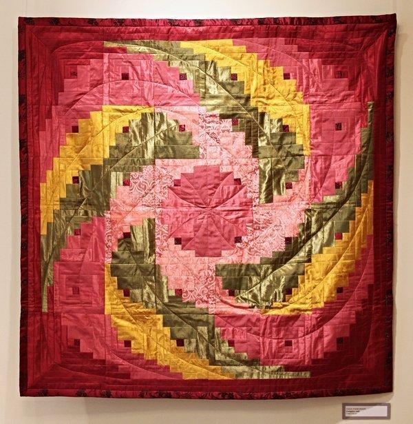 Ausstellung 'Colour Symphony' Arbeit von Taiga Podegrade