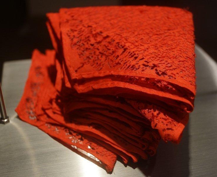 Shun Yi Li (China): Red Cheese BW Miniartextil 2016