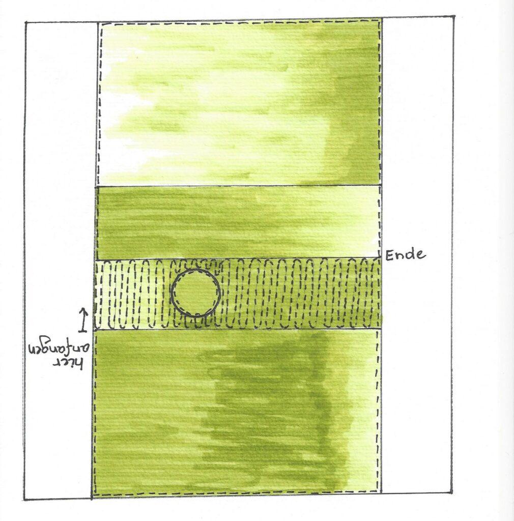ombre quilt quilten