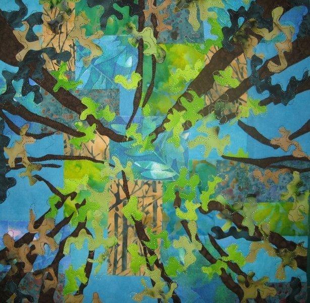Elisabeth Nacenta de la Croix: Foliage Foto freundlicherweise von Jana Sterbova zur Verfügung gestellt
