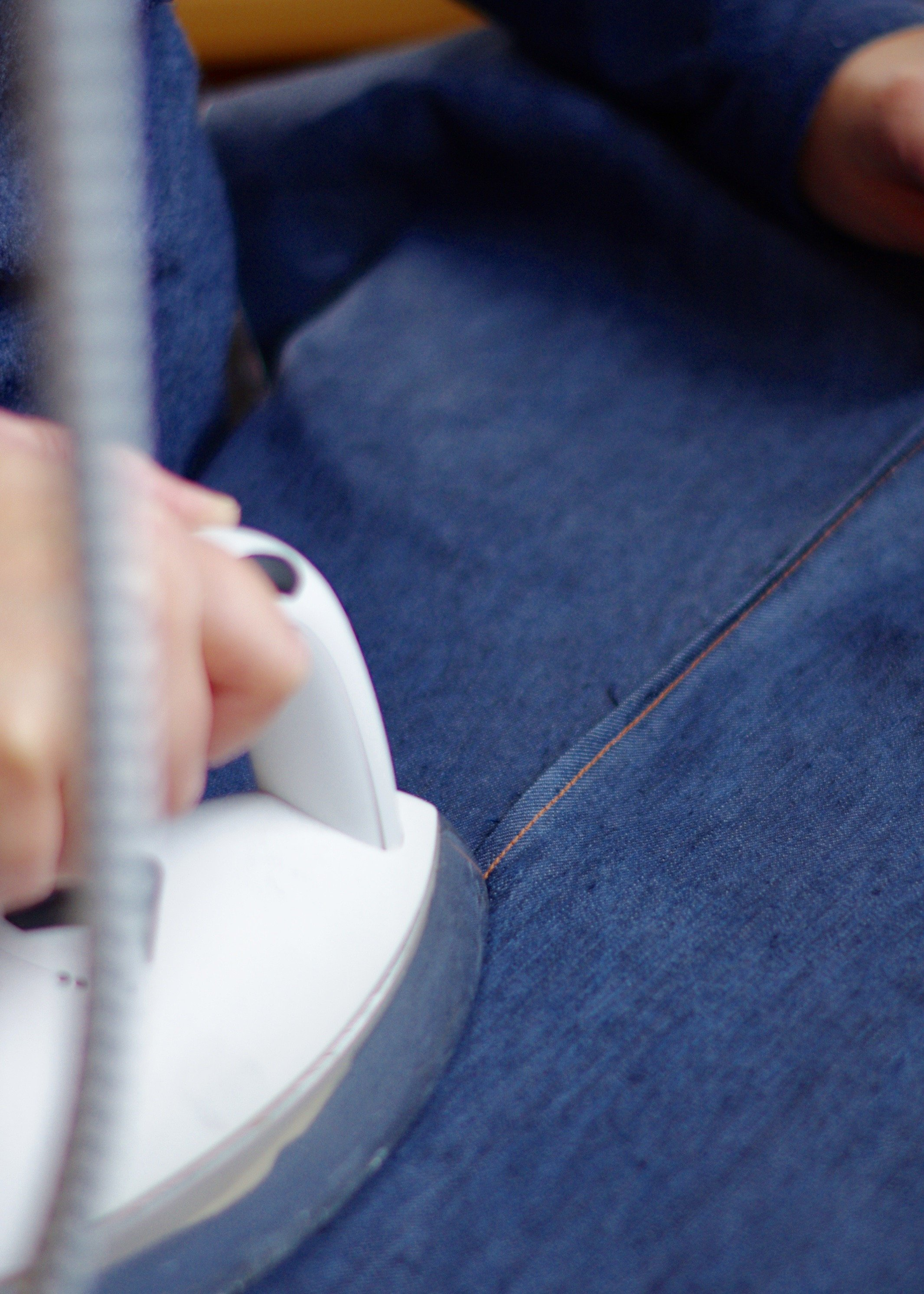 tutorial wie n he ich eine kappnaht jeansnaht bernina blog. Black Bedroom Furniture Sets. Home Design Ideas