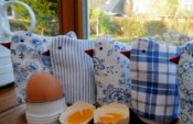 Nähanleitung für Küken-Eierwärmer
