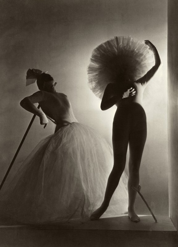 Salvador Dalí's costumes for Leonid Massine's ballet Bacchanale, 1939 © Condé Nast / Horst Estate