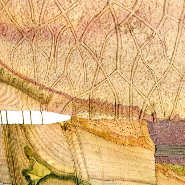 Brigitte Kopp: Earth Stories: Copper, Detail Foto: Brigitte Kopp