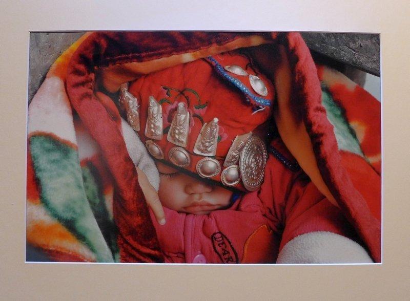 Ausstellung 'Von Schmetterlingen und Drachen' Originalfoto: Friedhelm Petrovich Foto: Gudrun Heinz