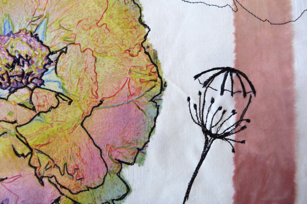 9) MOHN, (Detail), Christa Pirkner
