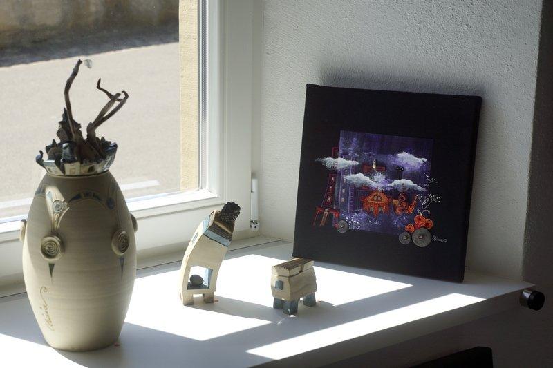 Ausstellung Olivia Uffer