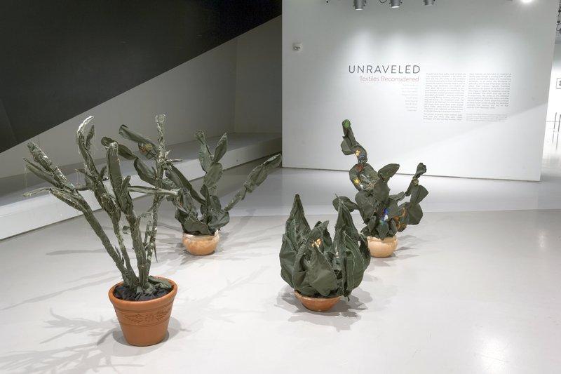 Margarita Cabrera: Serie 'Space in Between' Foto freundlicherweise vom Contemporary Arts Center zur Verfügung gestellt