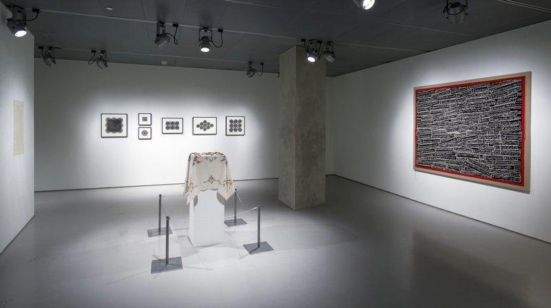 Ausstellungsansicht Foto freundlicherweise vom Contemporary Arts Center zur Verfügung gestellt