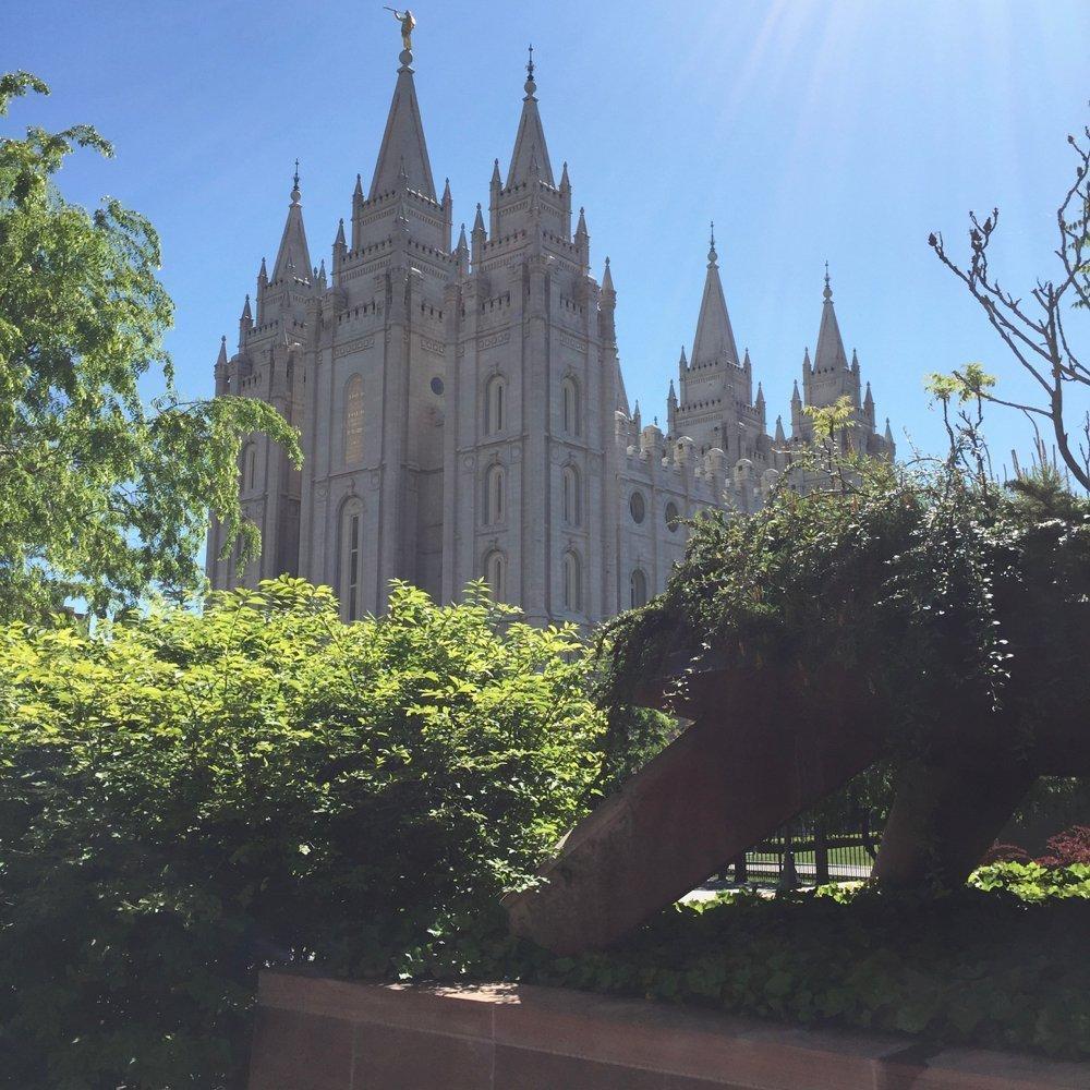 Tempel Salt Lake City
