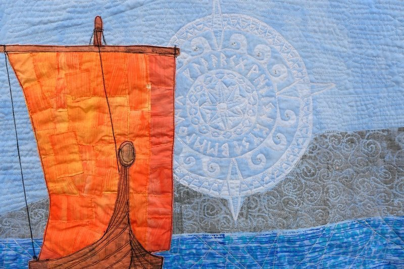 Ausstellung Sting Art Quilt Group (Norwegen)