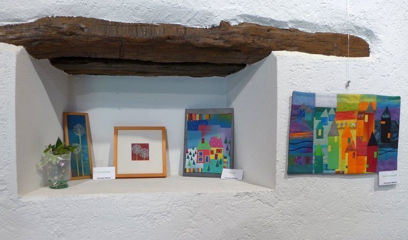 Ausstellung Cotton House Quilters