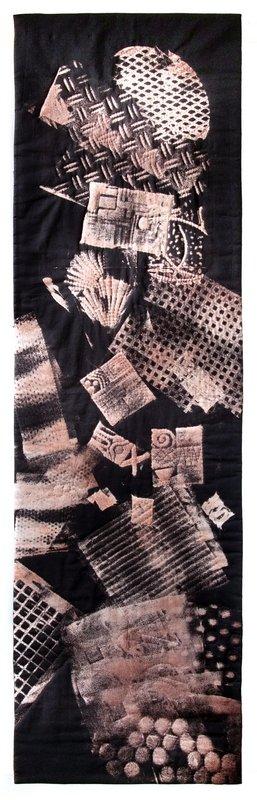 Margit Hüttinger: Fragmente Foto freundlicherweise vom Handwerksmuseum Deggendorf zur Verfügung gestellt.