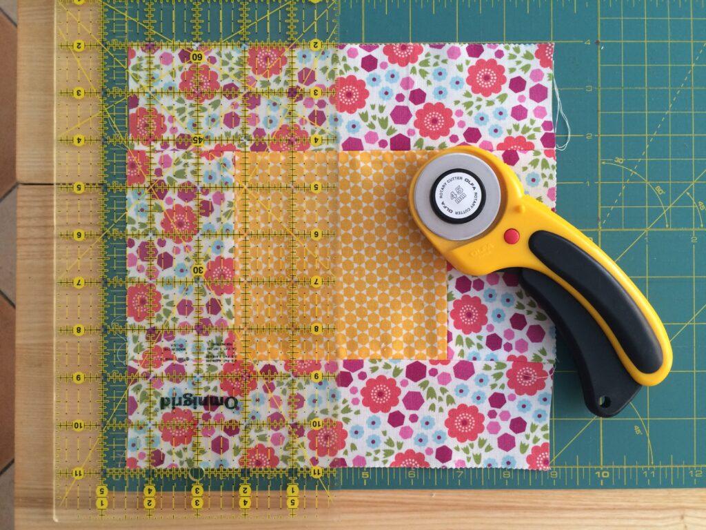 Quiltmanufaktur Andrea Kollath - Picknick Quilt Juni 2016 - 7
