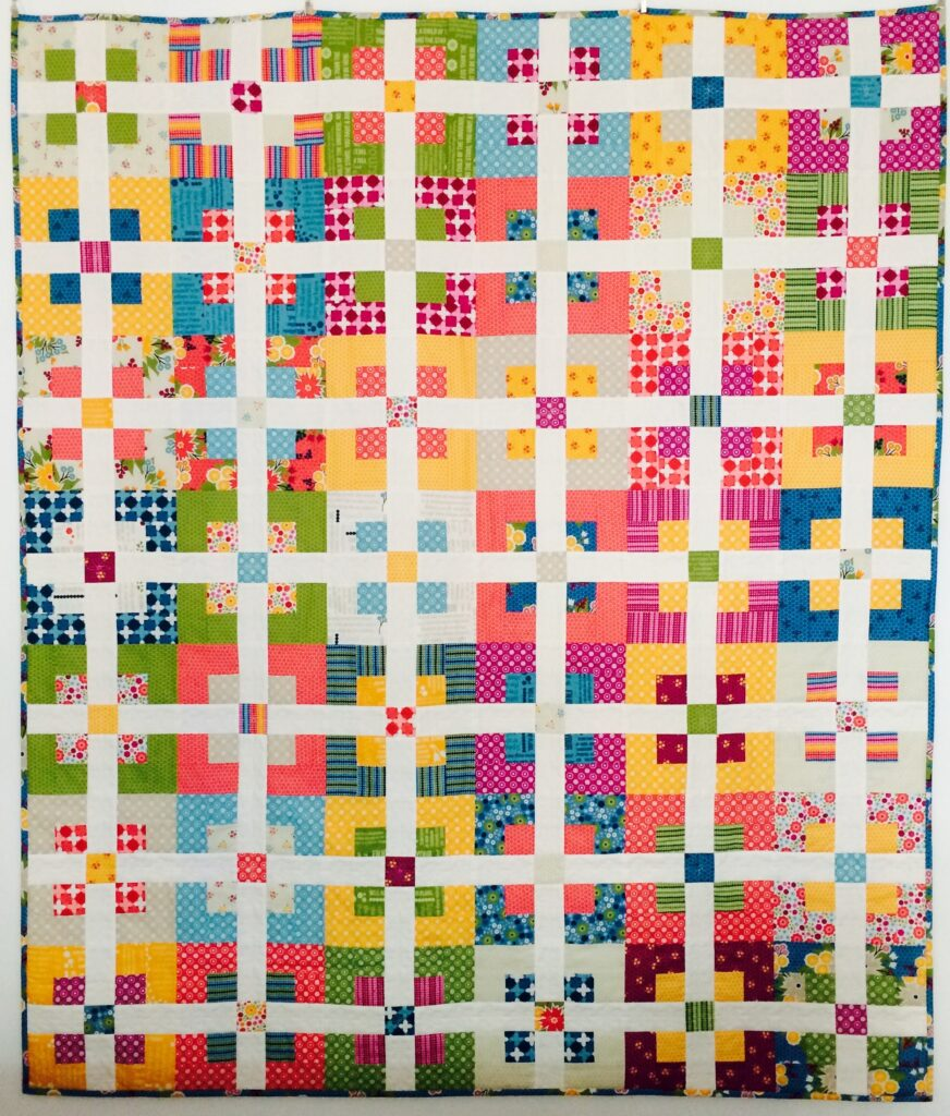 Quiltmanufaktur Andrea Kollath - Picknick Quilt Juni 2016